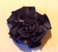 Swirl Rose Navy
