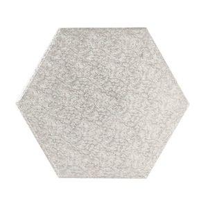 Cake board 12mm hexagon 8Inch