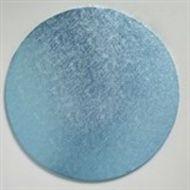 Blue 12 inch Round Cake Board