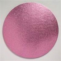 Pink 12 inch Round Cake Board