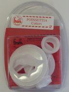 Fmm Poinsettia Cutter