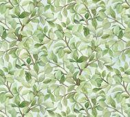Beautiful Bird Leaf Print