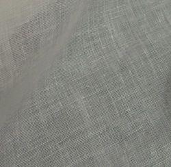 White Lightweight Muslin (per half metre)