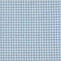 Makower Blue Gingham Check