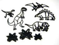 Patchwork Cutters Dinosaur Set