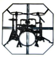 Patchwork Cutters Drumkit