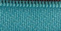 Zip Closed 20 Inch Turquoise