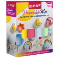 Multipack - Rainbow & Unicorn Decorating Kit