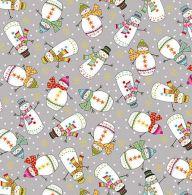 Christmas Fabric & Panels
