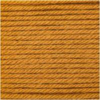 Rico Mega Wool Chunky Col 021 100g Safran