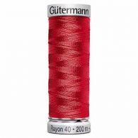 Gutermann Thread - Rayon 200m