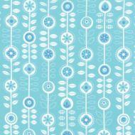 Moda Bump to Baby Blue Floral