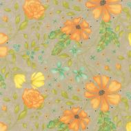 Moda Refresh Large Floral