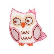 CF motif B Pink Owl