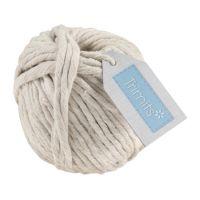 Cotton Macramé Cord: 4mm x 50m: Natural