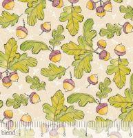 Blend Fabrics Good Company Little Acorns