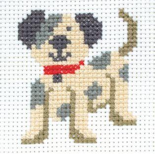 Anchor 1st Cross Stitch Kit Toby
