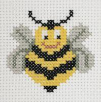 Anchor 1st Cross Stitch Kit Bee