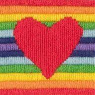 Anchor Long Stitch 1st Kit Rainbow