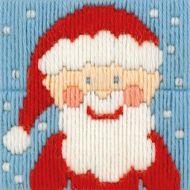 Anchor Long Stitch 1st Kit Santa