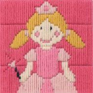 Anchor Long Stitch 1st Kit Princess