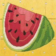 Anchor Starter Long Stitch Kit Watermelon
