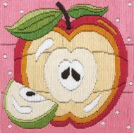 Anchor Starter Long Stitch Kit Apple