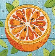 Anchor Starter Long Stitch Kit Orange