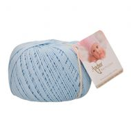 Baby Pure Cotton 4ply - Pale Blue 0128