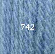Appletons Crewel Wool 742 Bright China Blue