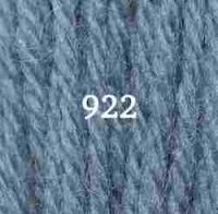 Appletons Crewel Wool 922 Dull China Blue