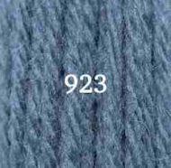 Appletons Crewel Wool 923 Dull China Blue