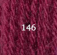 Appletons Crewel Wool 146 Dull Rose Pink
