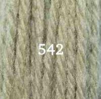 Appletons Crewel Wool 542 Early English Green