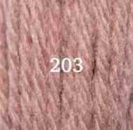 Appletons Crewel Wool 203 Flame Red