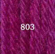 Appletons Crewel Wool 803 Fuchsia