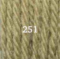 Appletons Crewel Wool 251 Grass Green