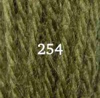 Appletons Crewel Wool 254 Grass Green