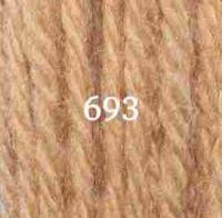 Appletons Crewel Wool 693 Honeysuckle Yellow