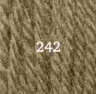 Appletons Crewel Wool 242 Olive Green