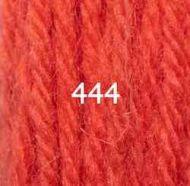 Appletons Crewel Wool 444 Orange Red