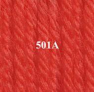 Appletons Crewel Wool 501a Scarlet