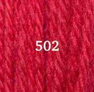 Appletons Crewel Wool 502 Scarlet