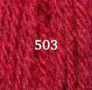 Appletons Crewel Wool 503 Scarlet