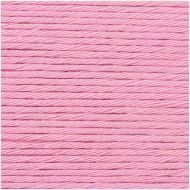 Cotton Aran 50g - Smokey Pink 14