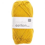 Cotton Aran 50g - Mustard 70