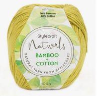 Stylecraft - Naturals Bamboo & Cotton