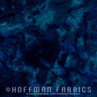 Hoffman Batik 1895 Skipper Blue