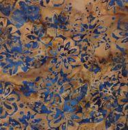 Anthology Batiks Brown / Blue