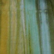 Moda Los Cabos Batiks Green Stripe